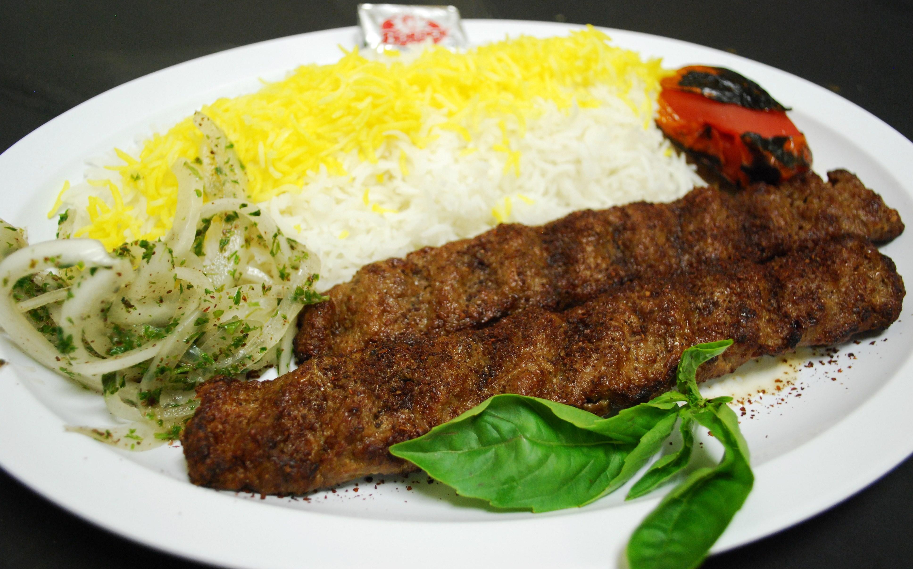 Люля кебаб с подливкой рецепт